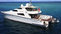 Full-day All-Inclusive Cruise Aboard the Bel'Mare Luxury Motor Yacht, Denarau Island, Day Cruises
