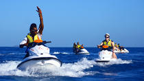 Half-Day Fiji Jet Ski Safari from Port Denarau, Denarau Island, Waterskiing & Jetskiing