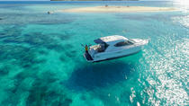 Private Full-Day Boat Charter aboard 'Riviera-One' from Denarau, Denarau Island, Boat Rental