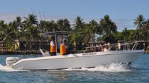 Private Half-Day Fishing Charter aboard the Katchalot from Denarau, Denarau Island