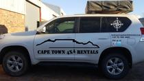 4x4 fully equipped camping vehicle rentals, Cape Town, 4WD, ATV & Off-Road Tours