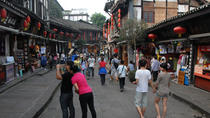 Chongqing Private Day Tour of Ciqikou Old Town and Ronghui Hot Springs Including Lunch, Chongqing