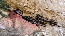 Datong Full Day Tour of Yungang Grottoes and Hanging Monastery with Wooden Pagoda, 大同