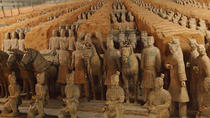 Xian Historical Private Tour of Terracotta Warriors and Ancient Walls with Miniature Terracotta ...