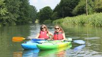Canoe Club and Paddling Tour on the River Stort, Angleterre de l'Est