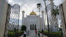 Brunei Capital City Half Day Exploration with Exclusive Water Village Tour, Bandar Seri Begawan,...