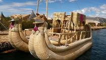 Half-Day Lake Titicaca and Uros Floating Islands Trip from Puno, Puno, Half-day Tours