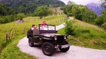 Soca Valley Tour in US-Armee Jeep Willis, Bovec