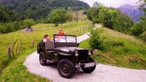 Soca Valley Tour in US Army Jeep Willis, Bovec, Day Trips