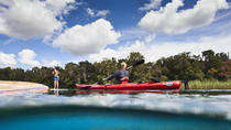 Self-Guided Kayak Trip on Rainbow River, Crystal River, Kayaking & Canoeing