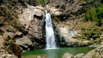 LIVE THE REAL MEXICO SWIMMING IN LA REFORMA WATERFALL AND RELEASING BABY SEA TURTLES, Puerto ...