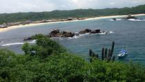 Local Communities and Snorkeling at San Agustin Beach Tour from Puerto Escondido, Puerto Escondido, ...
