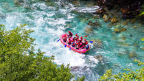 White Water Rafting on River Tara from Budva or Becici and Petrovac and Bar, Budva, White Water ...