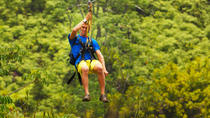 Zipline Adventure and Tropical Zoo, Puerto Plata, Ziplines