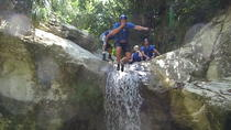 Zipline Waterfalls and Horseback Riding from Puerto Plata, Puerto Plata, 4WD, ATV & Off-Road Tours
