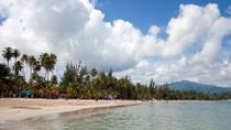 El Yunque Rainforest and Luquillo Beach from San Juan, San Juan