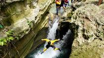 Canyoneering in Kawasan Falls, Cebu, 4WD, ATV & Off-Road Tours