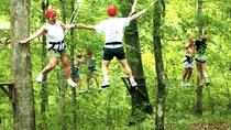 Aerial Challenge at Nashville West, Nashville, Ziplines