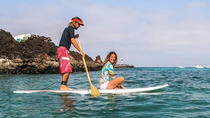 1-hour Stand Up Paddle Course in Puerto del Carmen, Lanzarote