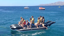 10-Minute Experience on Banana Boat in Puerto del Carmen, Lanzarote, 4WD, ATV & Off-Road Tours
