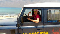 2,5 Hour Jeep Tour in La Graciosa, Lanzarote, 4WD, ATV & Off-Road Tours
