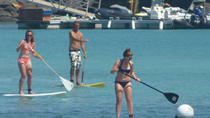 2-Hour Beginners Stand Up Paddle Course in Caleta de Fuste, Fuerteventura, Stand Up Paddleboarding