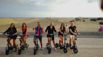 2-Hour Electric Scooter Small Group Guided Tour in Maspalomas