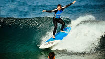 2-hour Introductory Surfing Course at Las Canteras Beach, Gran Canaria, Surfing Lessons