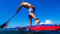 2-Hour Paddle Surf Course for Beginners in Las Canteras Beach, Las Palmas, Gran Canaria, Surfing ...