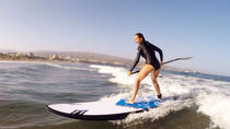 3-day Private Paddle Surf Waves Course in Gran Canaria, Canary Islands, Surfing Lessons