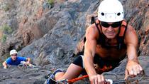 4-hour Via Ferrata Rock Climbing Excursion from Maspalomas, Gran Canaria, 4WD, ATV & Off-Road Tours