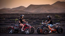 4-hour Volcanoes Tour by Quad in Lanzarote, Lanzarote, 4WD, ATV & Off-Road Tours
