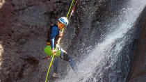 5-hour Gran Canaria Canyoning Tour from Telde, Gran Canaria, Climbing
