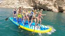 Paddle surfing for groups on XXL board in Arguineguín, Gran Canaria, 4WD, ATV & Off-Road Tours