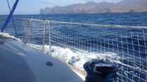 Private 5-Hour Trip on Sailing Boat from Puerto de Mogán, Gran Canaria, Day Cruises