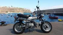 Rent SkyTeam 125cc Motorbike for 1 day in La Gomera, La Gomera, Motorcycle Tours