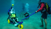 Sea Trek Diving for People with Limited Mobility in Lanzarote, Lanzarote, Hiking & Camping