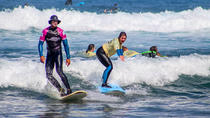 Surfing Course in Playa de las Américas, Malaga, Surfing Lessons