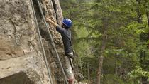 Half-Day Klondike Rock Climbing, Rappelling and Ziplining Tour from Skagway, Skagway, Climbing