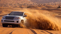 Abu Dhabi Desert Tour with Camel Ride, Sand Boarding, and BBQ Dinner, Abu Dhabi, Nature & Wildlife