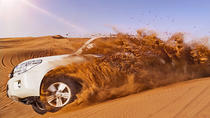 Full-Day Dubai Red Dunes Safari Camel Sandboarding and Camp