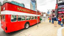 Nashville Double Decker Bus Tour, Nashville, City Tours