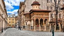 Bucharest Old Town Walking Tour, Bucharest, null