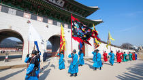Group Seoul City and Korean Food Half-Day Walking Tour, Seoul, Walking Tours