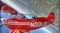 1-hour Aerobatic Bi-plane Sightseeing Flight and Demonstration, Orlando, Air Tours
