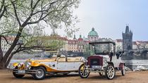 Historical Car Sightseeing Tour in Prague , Prague, City Tours