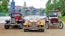 Historical Car Sightseeing Tour in Prague, Prague, Bike & Mountain Bike Tours