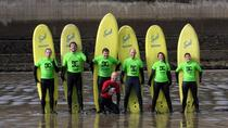 A Full-Day Surf Adventure in Newquay Including Two 2-Hour Sessions, Cornwall, Surfing Lessons