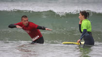 One-on-One Private Surf Lesson in Newquay, Cornwall, Surfing & Windsurfing