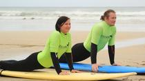 Private Two on One Surf Lesson in Newquay (2 students, 1 instructor), Newquay, Surfing Lessons